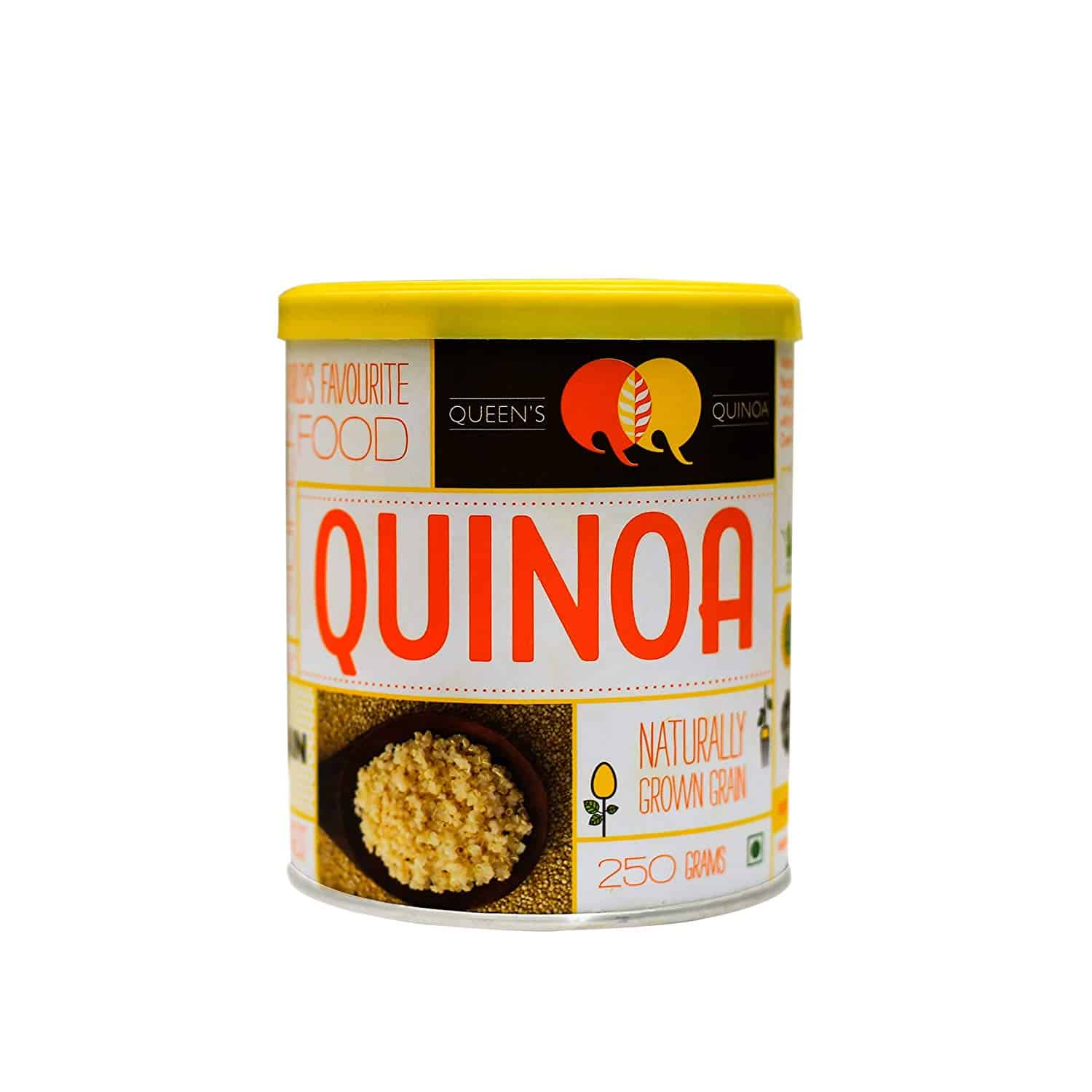 queens quinoa grains